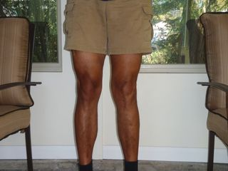 Knees, Oct 2010